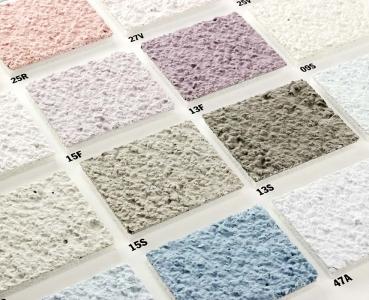 Plaster pattern